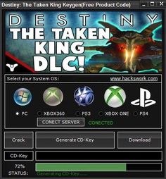Free xbox live code xbox live gold xbox gift cards new update destiny the taken king code generator archives hackswork www fandeluxe Gallery