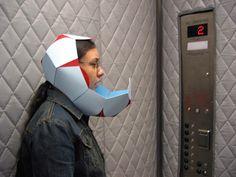 Helmet to Hear Oneself Speak by Jessica Frelinghuysen  http://www.yankodesign.com/2009/09/18/helmet-to-hear-oneself-speak-by-jessica-frelinghuysen/#