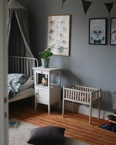 Childrens Room Decor, Kids Decor, Home Decor, Playroom Ideas, Kidsroom, Nursery Decor, Cribs, Toddler Bed, Interior Decorating