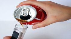 Nokia concept phone runs on Coke