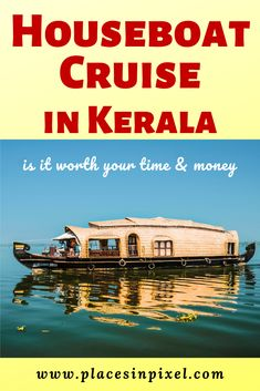 Alleppey Houseboat cruise is the USP of Kerala tourism; but is it really worth your time and money? Read this blog to find it out yourself. #kerala #houseboat #cruise #india kerala houseboat travel || kerala houseboat photography || kerala houseboat cruise Kerala Travel, Kerala Tourism, India Travel, Us Travel, Places To Travel, Travel Destinations, Cruise Travel, Travel Money, Africa Travel