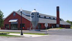 Exterior Triton Brewery Ft. Ben