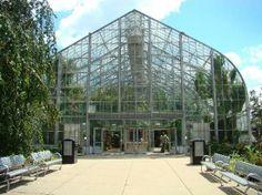 Krohn Conservatory 1501 Eden Park Dr., Cincinnati, Ohio