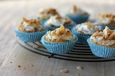 Recipe for Healthy Gluten-Free Diet: Kids In The Kitchen (& Gluten-Free Coconut Cupcakes)