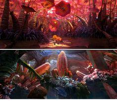 Primeiro trailer do filme The Croods, da Dreamworks | THECAB - The Concept Art Blog