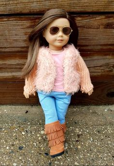 This item is unavailable Ropa American Girl, My American Girl Doll, American Girl Clothes, Girl Doll Clothes, Doll Clothes Patterns, Clothing Patterns, Girl Dolls, Ag Dolls, Barbie Clothes