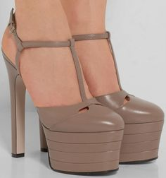 d080b2a2cee S1GPN Gucci Angel Studded T-Strap Platform Sandal