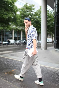 They Are Wearing: Paris Men's Fashion Week Spring 2015 | WWD