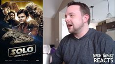 Solo: A Star Wars Story Trailer REACTION! Surprising Trailer!