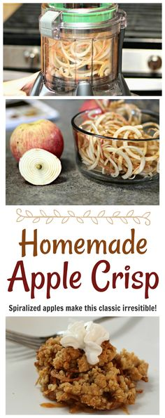 Miranda received the Ninja® Intelli-Sense™ Kitchen System with Auto-Spiralizer™ and gives it a rave review.  Slicing, Dicing, Mixing, Smoothie Making, and Processing has never been easier.  Head to the blog to read her full review and get the recipe to her super delicious and simple Easy Apple Crisp.  Head on over to…