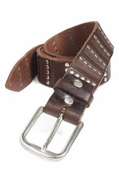 michael kors mens belt buckle Click the link to see more about :- Black Leather Bracelet, Leather Belts, Leather Men, Men's Belts, Vintage Belt Buckles, Studded Belt, Brown Belt, Woven Belt, Braided Leather