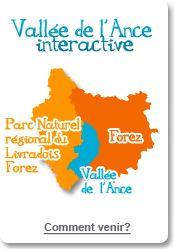 agenda du Site Officiel de l'Office de tourisme de la Vallée de l'Ance