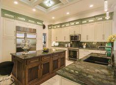 Kitchen   Kitchen Design   Countertops   Lighting   Tile   Housetrends   Tampa