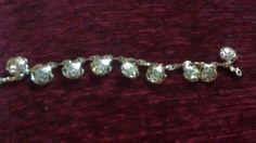 Full 3d rose bracelet