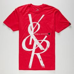 YOUNG & RECKLESS Linked Mens T-Shirt