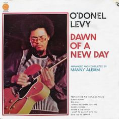 O'DONEL LEVY / Dawn Of A New Day (1973)