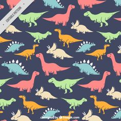 GM&Co: Notebook Journal Dot-Grid, Lined, Graph, 120 pages Smooth Cartoon T-REX Jurassic Dinosaur Blue (Dinosaur Collection) (Volume Owl Vector, Vector Free, Cool Patterns, Print Patterns, Dinosaur Pattern, Dinosaur Design, Animal Templates, Nature Vector, Big Animals