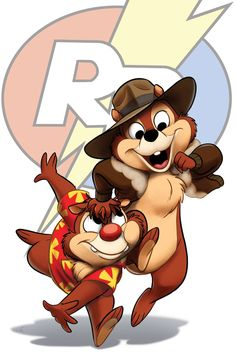 Rescue Rangers 2 C cover by mimi-na.deviantart.com