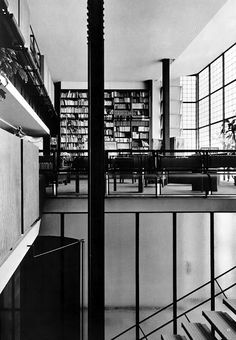 Maison de Verre (House of Glass) was built from 1928 to 1932 in Paris, France, and was a collaboration between Pierre Chareau (a furniture and interiors designer), Bernard Bijvoet (a Dutch architect working in Paris), and Louis Dalbet (craftsman metalworker).