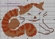 Kitty Cross Stitch