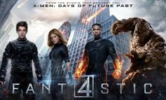 Fantastic 4 New Trailer is Here!