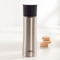 Термос Thermos Sipp Compact Bottle with Black Lid 0,47L
