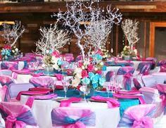 Elegant Theme Birthday Party