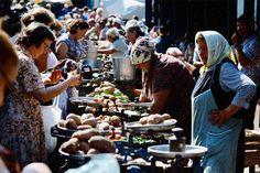 1982. Рынок