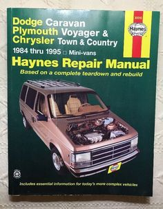 Chrysler 300 dodge charger magnum automotive repair manual new haynes publication 30010 dodge mini vans repair service manual book 1984 95 fandeluxe