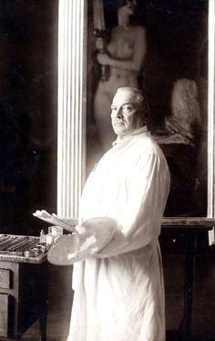 Franz von Stuck painting
