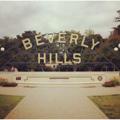 THE WESTSIDE | BEVERLY HILLS:   Beverly Hills, CA via Fabian Malonda.