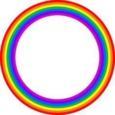 rainbow border png - Google Търсене