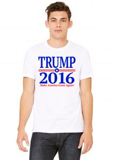 Trump Make America Great Again - Tshirt