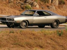 69' Dodge Charger R/T