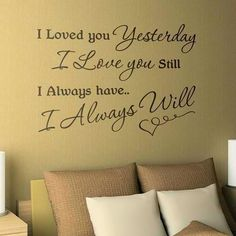 Cute to have in our bedroom. AMS + JRS forever!