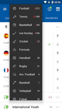 SofaScore Live Score v5.45.0 [Unlocked]   SofaScore Live Score v5.45.0 [Unlocked]Requirements:4.2 and upOverview:SofaScore is sports live score app with widget that gives you live coverage (results fixtures standings video etc.) for ALL LEAGUES and competitions in 17 sports.  SofaScore is sports live score app with widget that gives you live coverage (results fixtures standings video etc.) for ALL LEAGUES and competitions in 17 sports:  Football (Soccer) Basketball Ice Hockey Tennis…