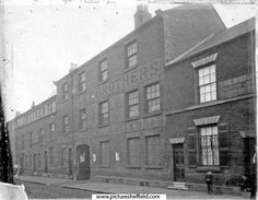 """Boston Street (formerly New George Street). Ecclesall"