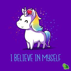 Party like a unicorn. Get the black Where Rainbows Come From t-shirt only at TeeTurtle! Exclusive graphic designs on super soft cotton tees. Real Unicorn, Unicorn Art, Magical Unicorn, Cute Unicorn, Rainbow Unicorn, Unicorn Makeup, Unicorn Crafts, Rainbow Hair, Unicornios Wallpaper