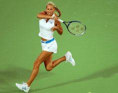 Обучение теннису