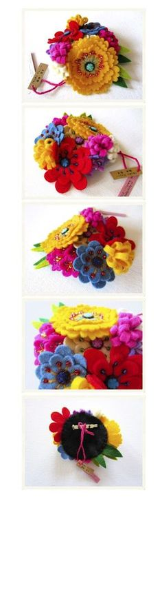 OMG I love the vibrant colours and the detailings by IKUKO FUJII: Ágora de las musas もっと見る
