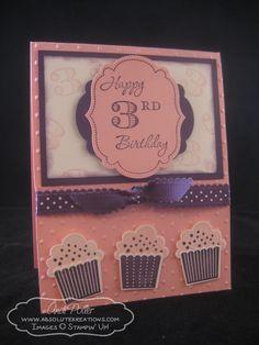 SU Memorable Moments, Create a Cupcake,Cupcake Builder Punch