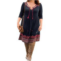 Plus Size 6XL Summer Floral Dress Women V Neck Office Vintage Dresses Long  Sleeve Big Size 4feef528c0be