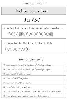 Lernstübchen: und wie geht es im Deutschunterricht weiter...