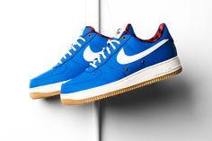 "Nike Air Force 1 07 LV8 ""Hyper Cobalt"" Umbrella Pack - EU Kicks Sneaker Magazine"