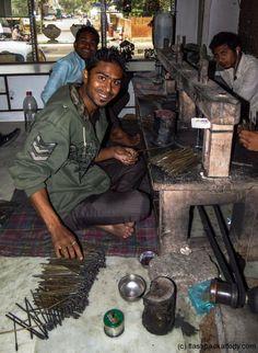Gem polishers at work Jaipur #india #rajasthan #travel #travelphotography