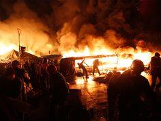 Uni Eropa menyerukan pertemuan darurat untuk membahas kekerasan itu.