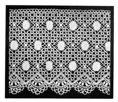 Lace Its Origin and History Real Torchon https://commons.wikimedia.org/wiki/File:Lace_Its_Origin_and_History_Real_Torchon.png