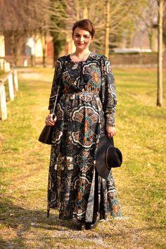 Plus Size Fashion for Women -  Curvy Claudia: Bohemian Style