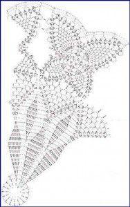 3534 Best Crochet Doilies And Lace Images On Pinterest Crochet
