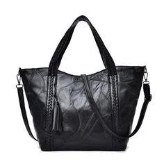 Fashion Ladies Hand Bag Women's Genuine Leather Handbag Large Capacity Tote Bag Bolsas Femininas Female Shoulder Big Bag Sac